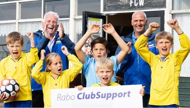 Stemmen maar, Rabobank Club Support van start!